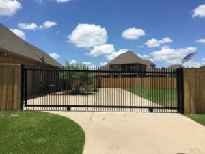 electric Automatic Gates in Fort Worth Texas