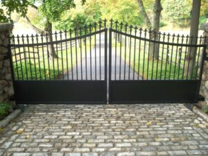 wrought iron Automatic Gates
