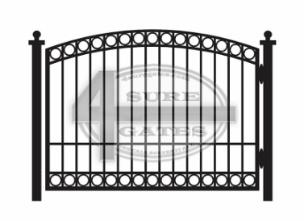 electric gate repair dallas