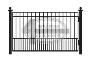 flat top gate in dallas