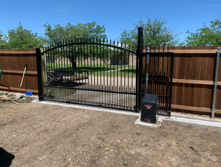 new automatic gate repair in dallas