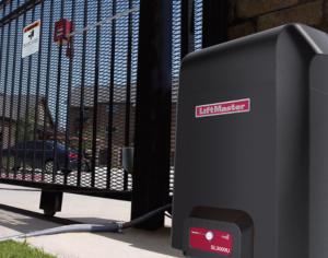 New Chamberlin Lift Master Automatic Sliding Gates